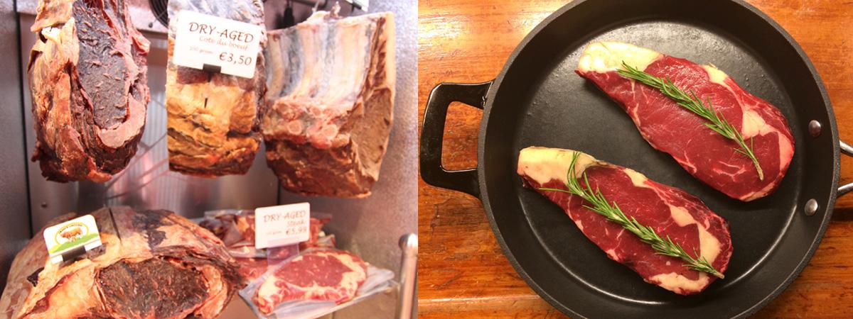 Dry Aged vlees van Slagerij Mulder