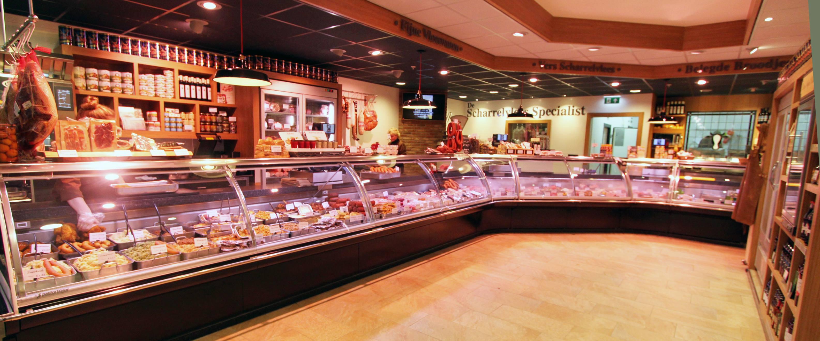 Slagerij Mulder winkel Kerkelanden Hilversum
